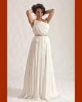 Rochii de mireasa grecesti: 30 cele mai frumoase modele