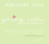 Rosa Clara si AIRE Barcelona: reduceri masive in perioada 19-20 aprilie
