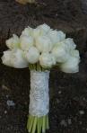 Buchete de mireasa albe: modele dintre cele mai frumoase