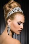 Tiare mireasa: modele elegante si delicate