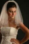 Voaluri scurte: modele pentru toate tipurile de rochii