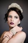 Cele mai frumoase bijuterii de mireasa inspirate de lumea filmului