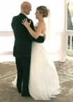 Poze emotionante de la nunti  - miresele si tatii lor