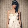 Rochia de mireasa scurta, o alternativa pentru femeile indraznete