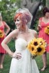 100 de idei cu floarea soarelui la nunta ta (galerie foto)