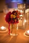 Aranjamente florale pentru o nunta de toamna