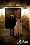 Nunta de Halloween: rochii de mireasa, accesorii, idei si decoratiuni