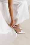 Pantofi de mireasa la comanda: modele si preturi