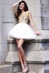 Modele interesante de rochii scurte de ocazie pentru domnisoare de onoare