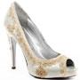 Sandale, peep-toes sau stilettos pentru rochia de mireasa?