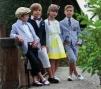 Copiii de vedete deschid cu o prezentare de moda editia de toamna a Targului de Nunti Ghidul Miresei