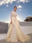 Tendinte de top in cele mai noi colectii de rochii pentru mirese, la Bucharest Bridal Fashion Show