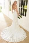 Cinci modele unice de rochii de mireasa cu spatele gol