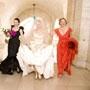 Tinuta domnisoarei de onoare - principalele tendinte pentru sfarsitul lui 2009