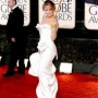 Rochii de mireasa inspirate de tinutele glamour de la Premiile Golden Globes 2010