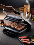Tefal OptiGrill, placerea unui gratar preparat perfect