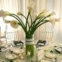 Aranjamentele de masa - sfaturi si tendinte pentru nuntile din 2010