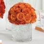3 combinatii cu portocaliu pentru nunta ta