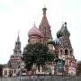 Luna de miere la Moscova!