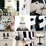 O nunta in alb si negru