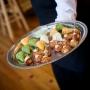 Meniul de nunta: 5 idei pentru aperitive