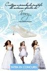Castiga o pereche de pantofi de mireasa oferita de Ivory
