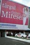 TARGUL GHIDUL MIRESEI FEBRUARIE 2013  - cel mai mare targ de nunti din Romania