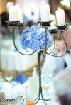 Decoratiuni nunta: cele mai frumoase modele cu albastru