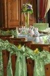 Decoratiuni nunta: cele mai frumoase modele cu verde