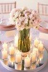 Nunta romantica: aranjamente si decoratiuni, invitatii, marturii, torturi