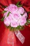 Buchete de mireasa roz: modele si preturi