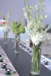 Aranjamente florale: 30 de idei cu flori albe