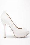 Pantofi de mireasa cu platforma: modele si preturi