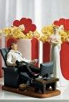 Figurine amuzante pentru tortul de nunta