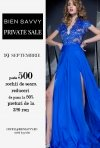 BIEN SAVVY PRIVATE SALE