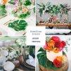Flori si aranjamente florale pentru nunta perfecta - 5 stiluri din care sa alegi