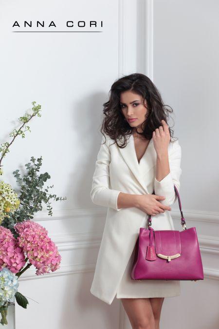geanta magazin marochinarie Anna Cori