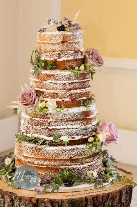 tort fara glazura trend nunta