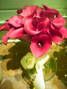 Buchet cale floraria lipscani