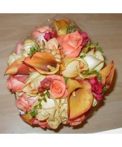 Buchet cale madline flowers