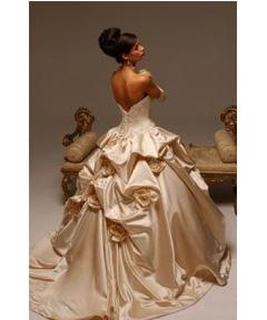 Rochie Princess Brides