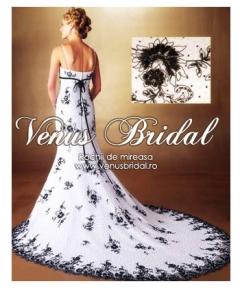 Rochie colorata Venus Bridal 2