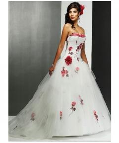 Rochie colorata Smart bride