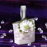 Saculet bomboane marturii nunta