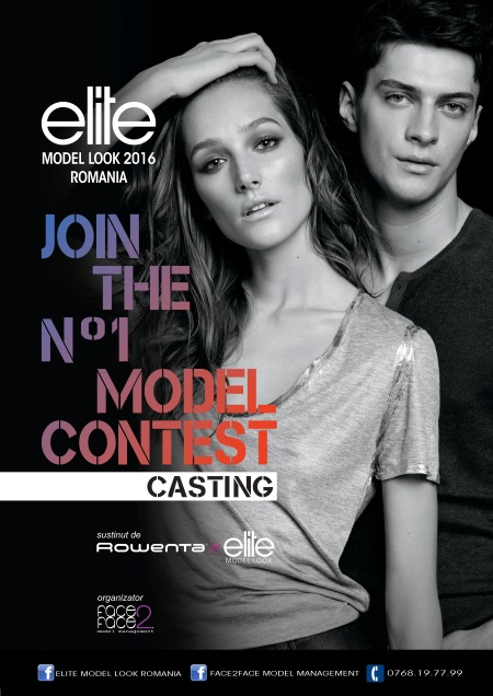 Concurs Elite Model Look