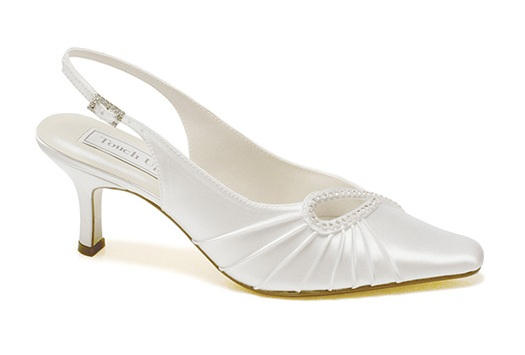 Pantofi mireasa premiu Ivory