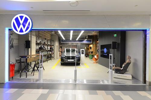 Concept Store Volkswagen