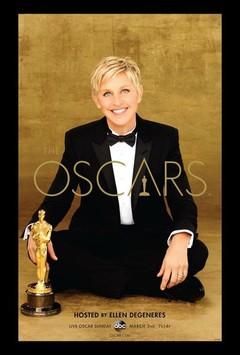 Ellen DeGeneres la Oscar 2014