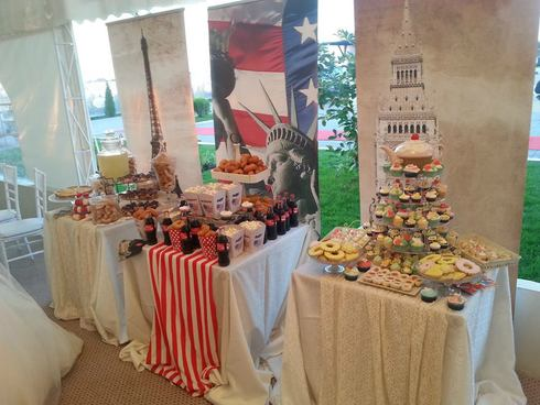 Candy bar Star Events