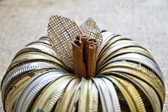Decoratiuni din dovleci